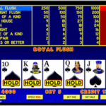 Video Poker Tips Paytable