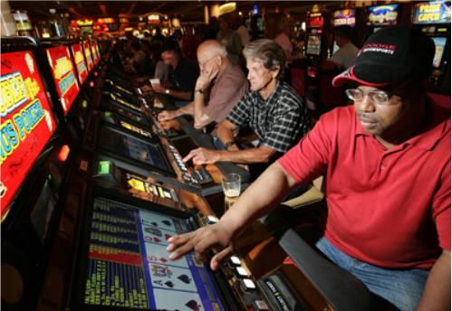 Las Vegas Slot Machine Tips and Techniques